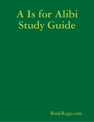 A Is for Alibi Study Guide image