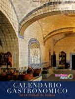 Calendario Gastronomico de Puebla