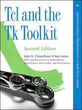 Tcl And The Tk Toolkit, 2/e