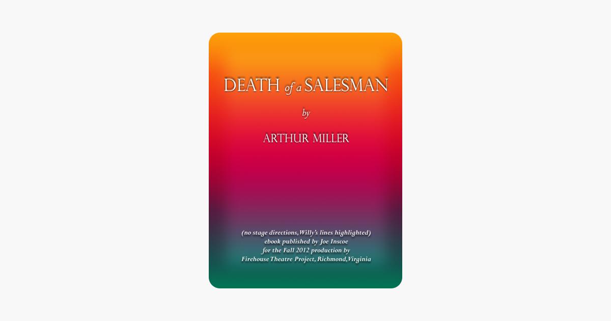 Death Of A Salesman Arthur Miller Ebook