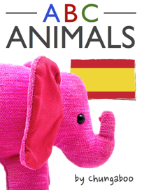 Spanish Animal Alphabet (Enhanced Edition)