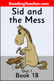 Sid and the Mess book