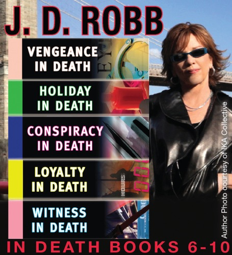 J. D. Robb & Nora Roberts - J.D. Robb The IN DEATH Collection Books 6-10