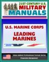 US Marine Corps USMC Leading Marines
