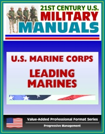 Download of U.S. Marine Corps (USMC) Leading Marines PDF eBook