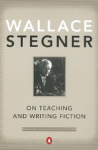 On Teaching And Writing Fiction