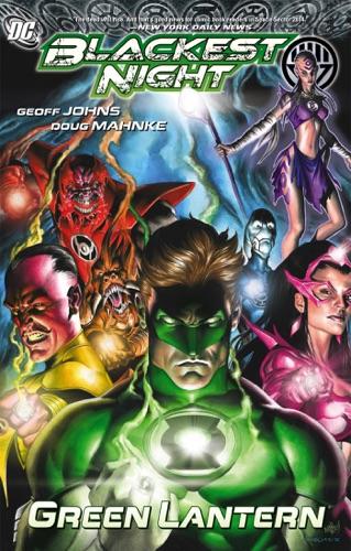 Geoff Johns & Doug Mahnke - Blackest Night: Green Lantern