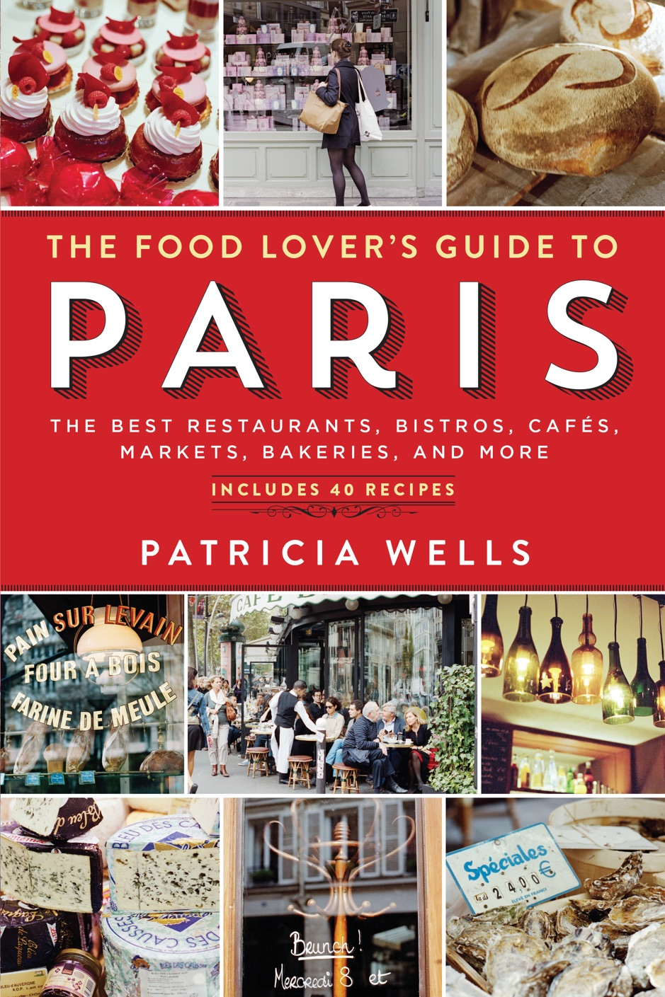 ‎The Food Lover's Guide to Paris