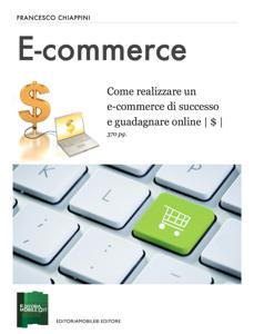 E-commerce Copertina del libro