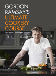 Gordon Ramsay's Ultimate Cookery Course Cover Book
