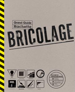 Le Grand Guide Hachette du Bricolage La couverture du livre martien