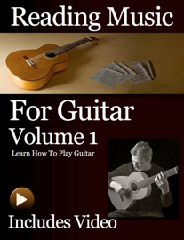 Reading Music for Guitar Vol. 1 book