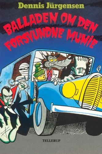 Balladen om den forsvundne mumie