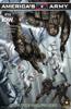 M. Zachary Sherman, Scott R. Brooks, J Brown & Marshall Dillion - America's Army #9 - Into the Wolf's Den  artwork