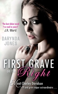 First Grave On The Right Book Cover