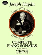 Complete Piano Sonatas, Volume II