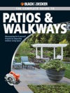Black  Decker The Complete Guide To Patios  Walkways