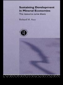 Sustaining Development In Mineral Economies