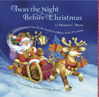Clement C. Moore - Twas The Night Before Christmas artwork