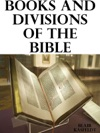Books And Divisions Of The Bible