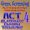 ACT4 Green Screening Body Parts