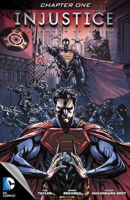Injustice: Gods Among Us: Year Two #1 - Tom Taylor & Bruno Redondo book