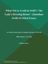 What Not to Avoid in Swift's