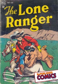 THE LONE RANGER - 3