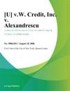 VW Credit