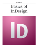 InDesign Basics