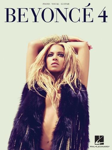 Beyoncé - Beyonce - 4 - Piano/Vocal/Guitar Songbook