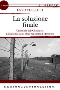 La soluzione finale Libro Cover