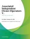 Associated Independent Owner-Operators V