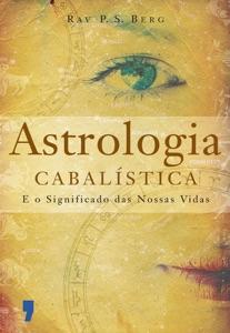 Astrologia Cabalística Book Cover