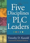 Five Disciplines Of PLC Leaders The