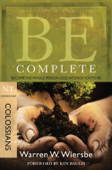 Be Complete (Colossians) Book Cover