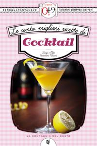 Le cento migliori ricette di cocktail Copertina del libro