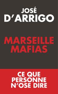 Marseille mafias La couverture du livre martien