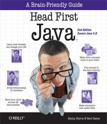 Head First Java - Kathy Sierra & Bert Bates book