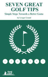 Seven Great Golf Tips book