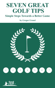 Seven Great Golf Tips Book Review