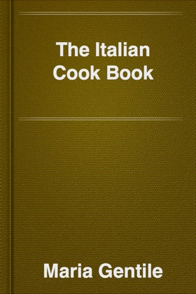 The Italian Cook Book book cover