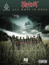 Slipknot - All Hope Is Gone (Songbook)