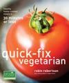 Quick-Fix Vegetarian