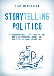 Storytelling politico Copertina del libro