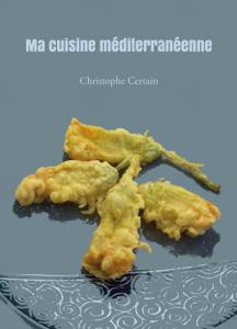 Ma cuisine méditerranéenne La couverture du livre martien