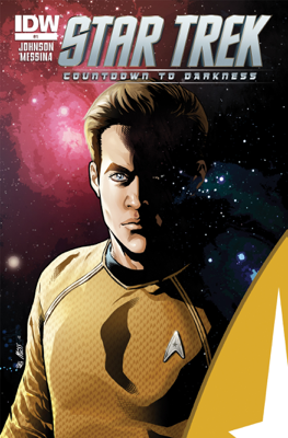 Star Trek: Countdown to Darkness #1 - Mike Johnson & David Messina book