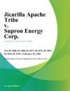 Jicarilla Apache Tribe V Supron Energy Corp