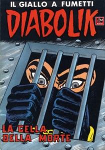DIABOLIK #43 Book Cover