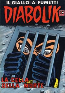 DIABOLIK #43 Copertina del libro